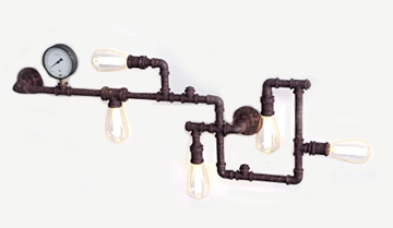 светильники в стиле лофт купить