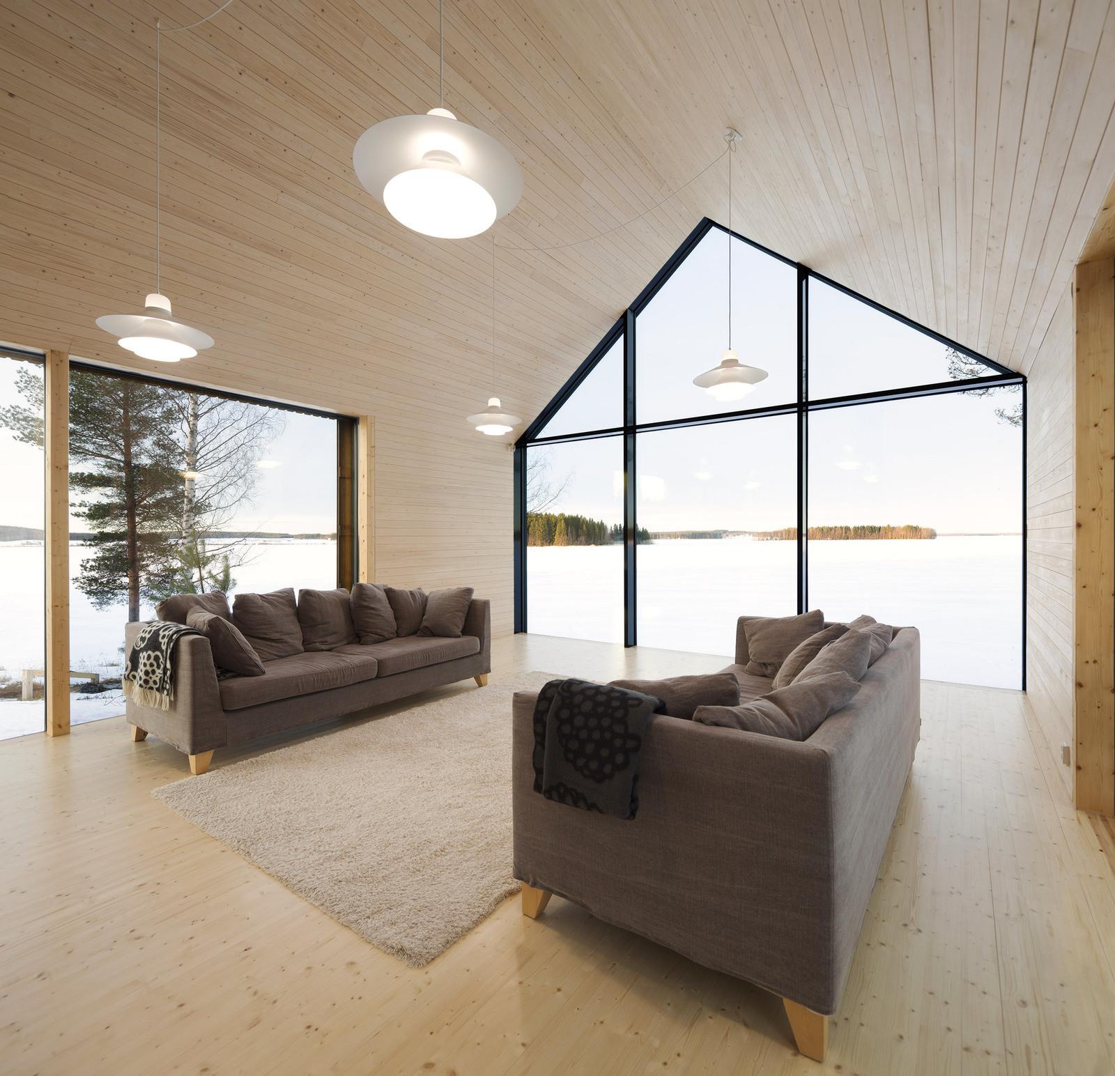 загородный дом в Финляндии