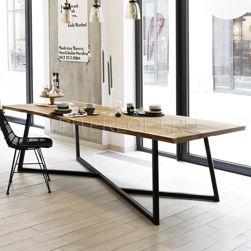 крафтовый стол