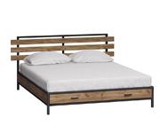 кровать в стиле лофт купить